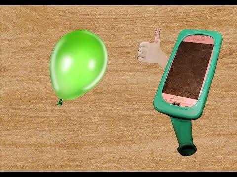 Чехлы своими руками для телефона из шарика