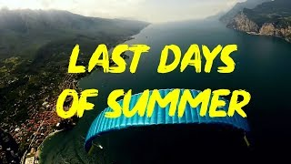 Last days of summer - Paragliding Monte Baldo S05E11