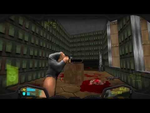 20 Minutes of Brutal Doom v20 Gameplay