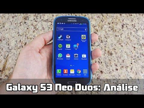 Samsung Galaxy S3 Neo Duos: Análise