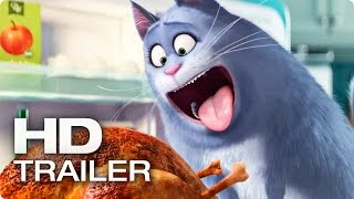 PETS Trailer German Deutsch (2016)