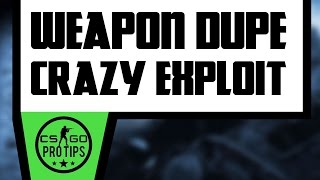 [CS:GO] CRAZY Deagle dupe working as of 11/01/15