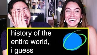 HISTORY OF THE WORLD, I GUESS | Reaction!