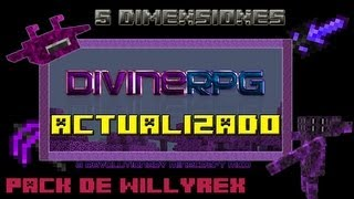5 dimensiones (ACTUALIZADO!) | Pack de mods de Willyrex | Minecraft 1.3.2 Español HD