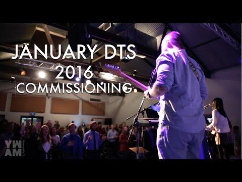 January 2016 Commissioning | YWAM Newcastle