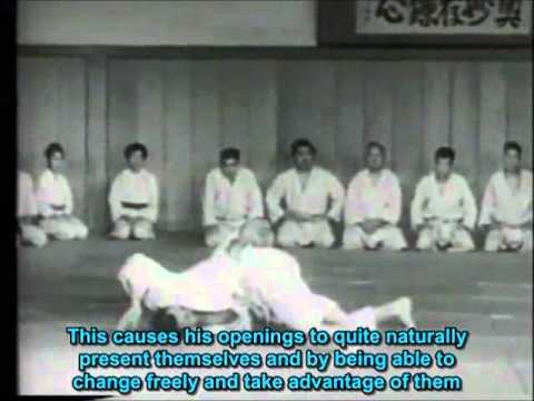 Mifune's Newaza (Ground Fighting) Techniques Image 1