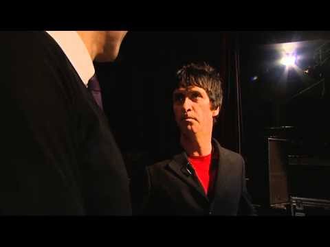 Music legend Johnny Marr talks to Channel 4 News
