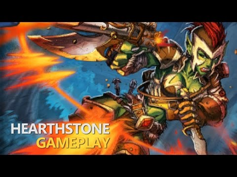 Hearthstone: The NEW Face of Hunter (Gameplay)