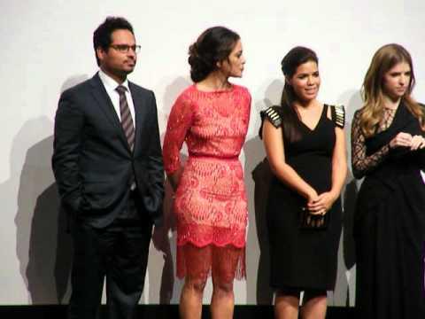 End Of Watch premiere Q&A at Toronto Film Festival - September 8, 2012