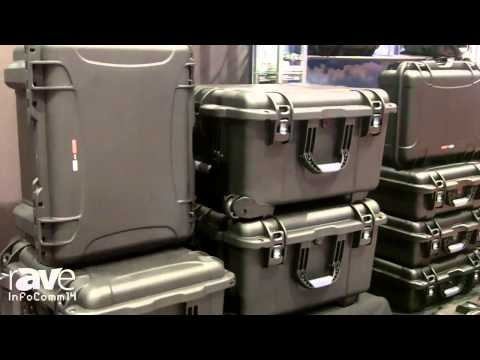 InfoComm 2014: Gator Cases Announces a New Line of Waterproof Utility Cases