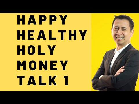 Feast Happy Healthy Holy Money Talk 1 Complete Bo Sanchez Truly Rich Club streaming vf