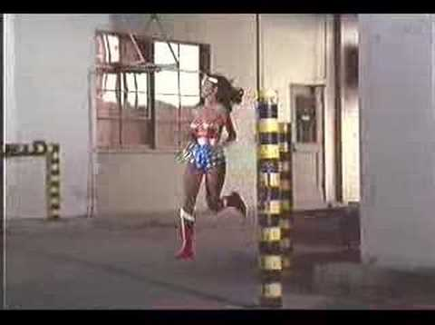 Wonder Woman Knocked Out Wonder Woman Video 39
