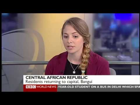 Humanitarian situation in Central African Republic.mp4