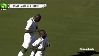 Can 2017 | Namibie 0-2 Senegal