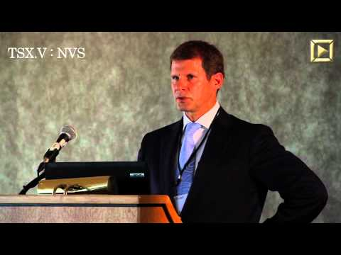 Subscriber Investment Summit Vancouver 2012: Novus Energy