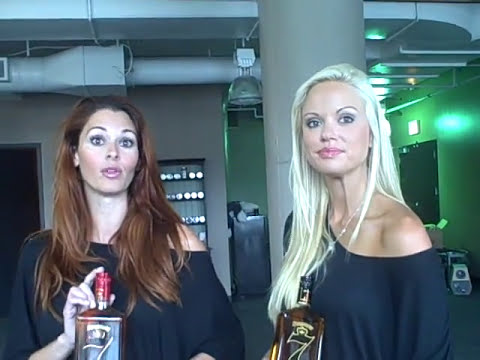 Playboy's Jaime Edmondson & Lauren Anderson talk 7 Crown whiskey