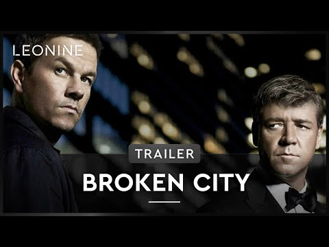Broken City - Trailer (deutsch/german)