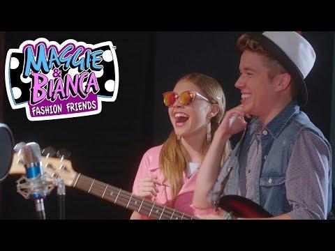 Maggie & Bianca Fashion Friends | A tutta musica con i MoodBoards! [SERIE 3]