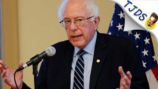 Bernie Introduces $15 Minimum Wage Legislation