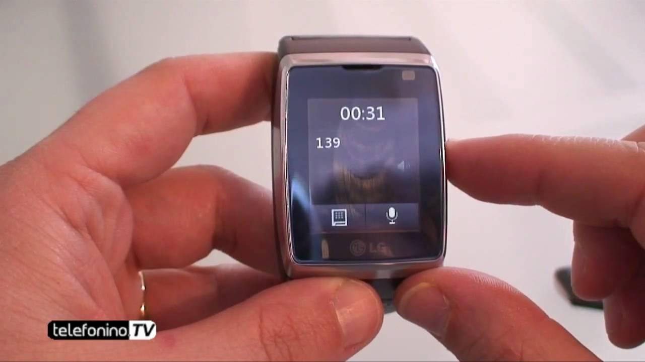 U8 Wearable 148 Touch Screen Smart Watch w/ Bluetooth