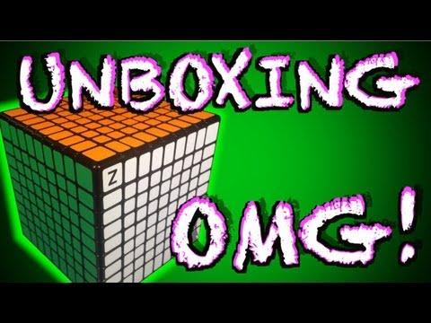 ShengShou 9x9 Unboxing