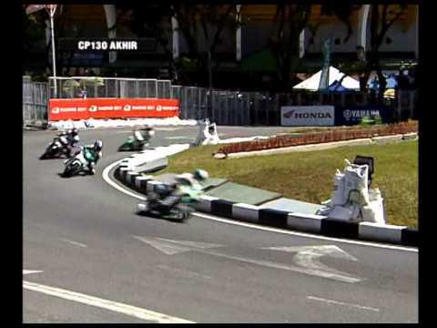 Round 6 - CP130 Final - 2011 PETRONAS Malaysian Cub Prix Championship