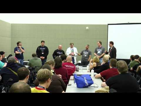 Tabletop System Wars by The Gamer Assembly - Saturday at PAX East 2013