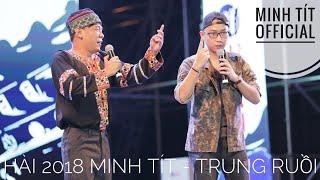 Hài Minh Tít - Trung Ruồi ĐẠI CHIẾN TẠI HỘI CHỢ ẨM THỰC HÀN QUỐC - Fancam