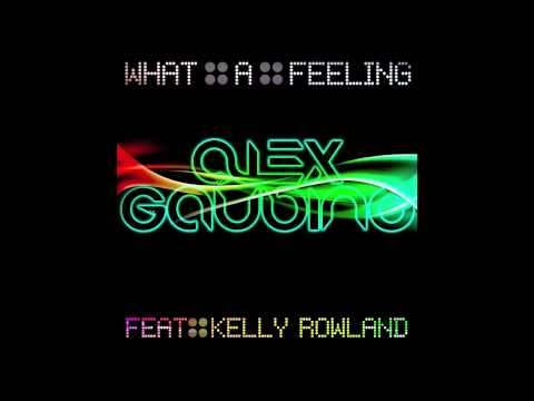 Alex Gaudino Feat. Kelly Rowland – What A Feeling (Radio Edit) COVERART