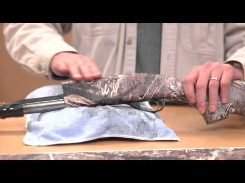 Mossy Oak Graphics Gun Wrap Camo Kit Installation Instructions