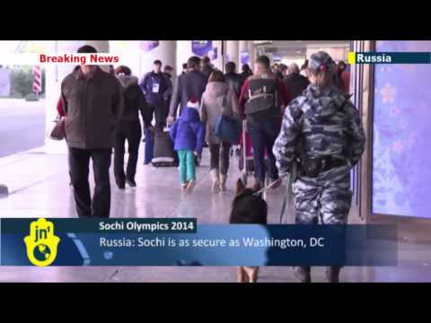 Sochi Olympics Terror Threat: Potential toothpaste tube bomb threat prompts security alert