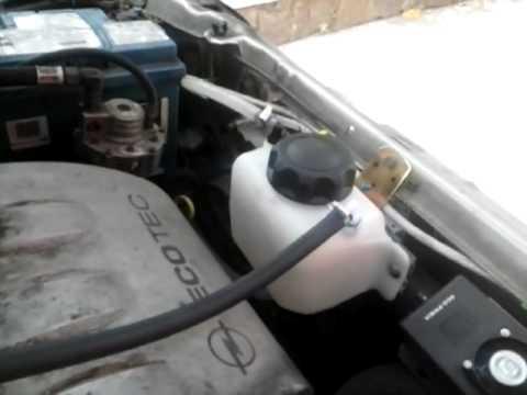 Impianto Idrogeno  Opel Zafira