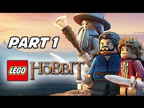 LEGO: The Hobbit Walkthrough Part 1 - Erebor & Burglers (PS4...