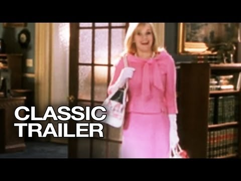 Legally Blonde 2 Official Trailer #1 - Bruce McGill Movie (2003) HD