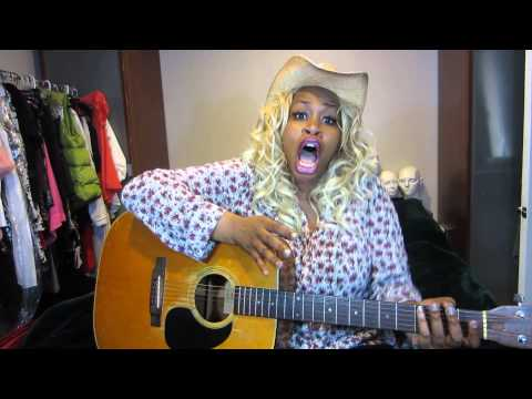 Taylor Swift Spoof We are never getting back together - GloZell