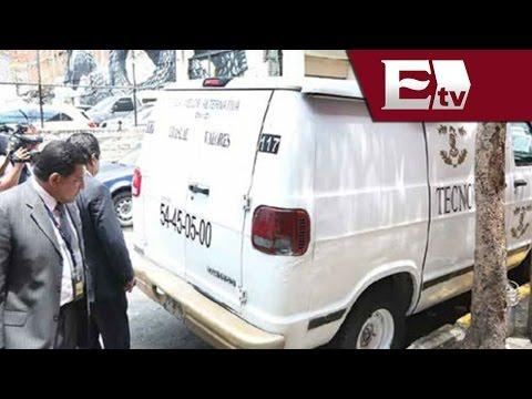 Falsos custodios roban 10 mdp a banco del DF / Vianey Esquinca