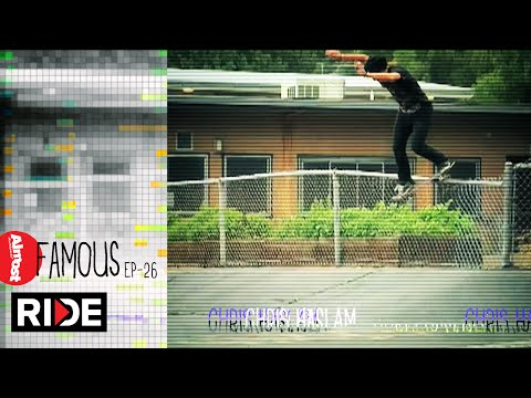 Rodney Mullen, Chris Haslam & More  - Almost Famous Ep. 26