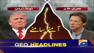 Geo Headlines - 11 PM - 19 November 2018