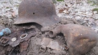 Коп по войне / World War II Metal Detecting (19.04.17)