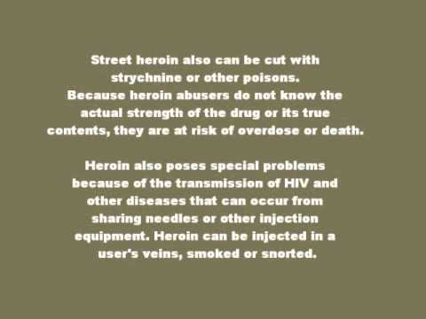 0 What Is Heroin   www.4Rehabilitation.com