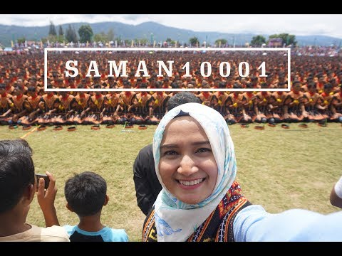 Download Lagu Lebih Dari 10.001 Penari, Saman Massal di Gayo Lues Pecahkan Rekor Dunia #vlog7 MP3 Free