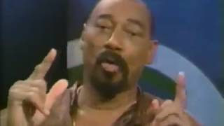 Throwback Interview Wilt Chamberlain Says Michael Jordan Is Not The GOAT