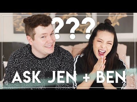 ASK JEN & BEN || Ep. 8 2nd baby? LGBTQ kids? Height Differences