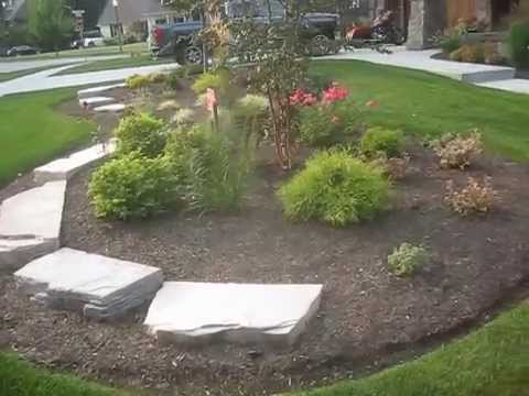 Adam's Landscaping-Crown Point, IN~ BACK YARD MASTERPIECE