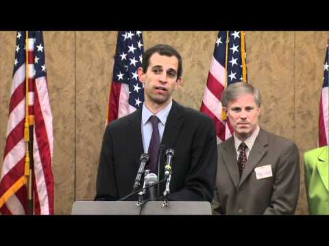Public Citizen's Robert Weissman at the Congressional Summit to overturn Citizens United v FEC