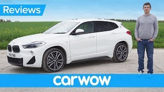 BMW X2 SUV 2019 in-depth review | carwow Reviews