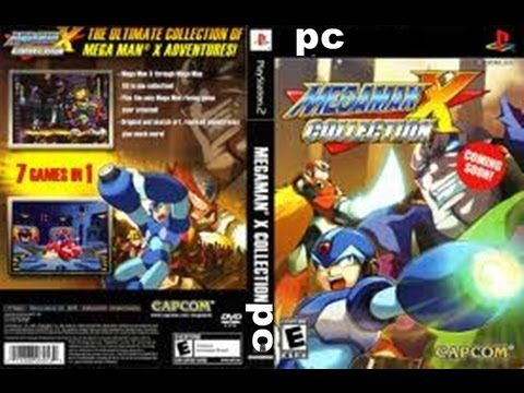 Descargar MegaMan Collection para PC full 1 LINK español 2013 link funcionando