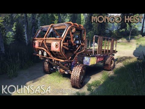 Mongo Heist