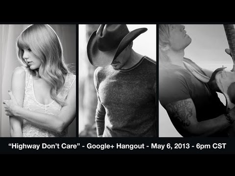Tim McGraw - Highway Don't Care (with Taylor Swift and Keith Urban)