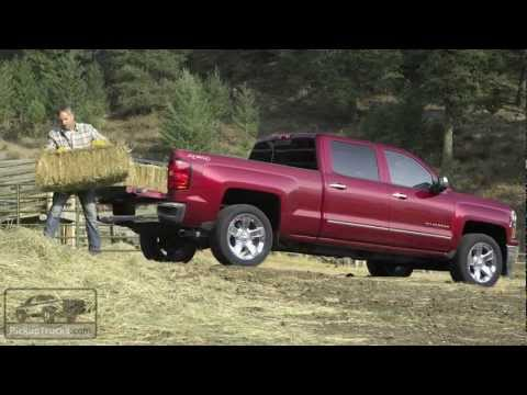 Part 4: 2014 Chevrolet Silverado and GMC Sierra Interview